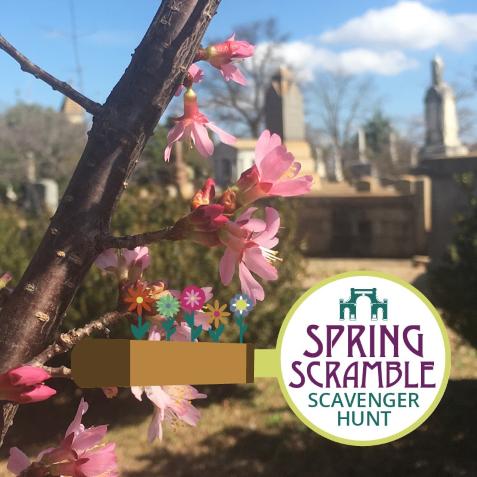 Spring Scramble