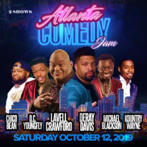 Atlanta Comedy Jam