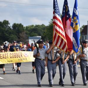 East Cobber parade