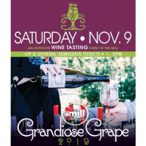 Grandiose Grape Wine Festival