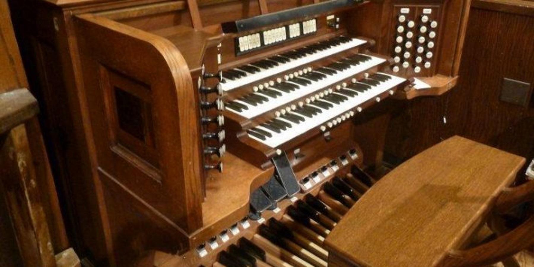 Aeolian-Skinner, G. Donald Harrison pipe organ