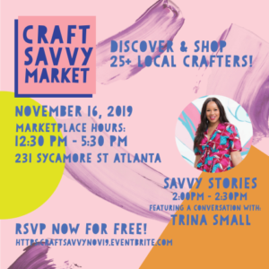 Craft Savvy Market