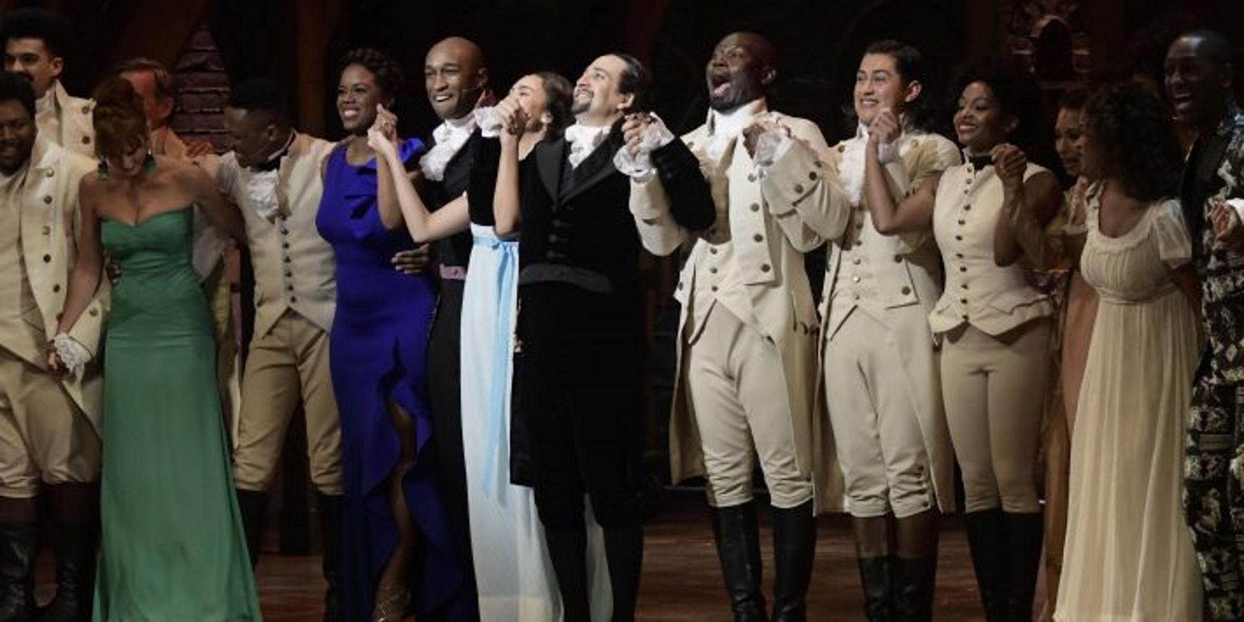 """""""Hamilton"""" musical"""
