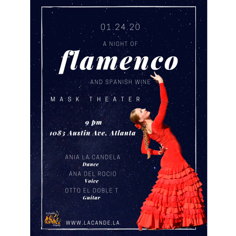 A Night of Flamenco