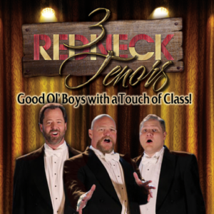 Three Redneck Tenors