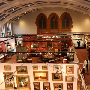 Cathedral Antiques Show