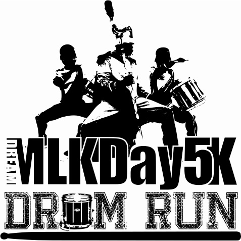 MLK Day 5K Drum Run