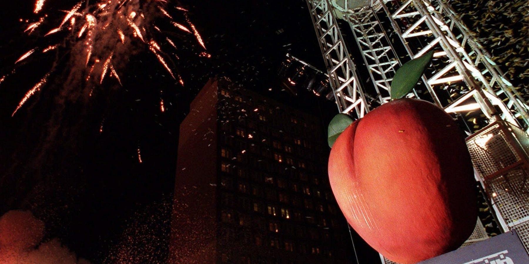 Atlanta Peach Drop